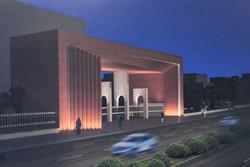سردر دانشگاه شریف به زودی افتتاح می شود