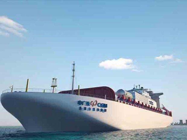 چین کا سمندر کی لہروں پر تیرنے والے ایٹمی پلانٹ بنانے کا اعلان