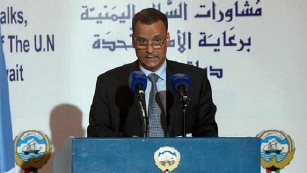 «اسماعیل ولدالشیخ» مذاکرات یمن را به پس از عید «فطر» موکول کرد