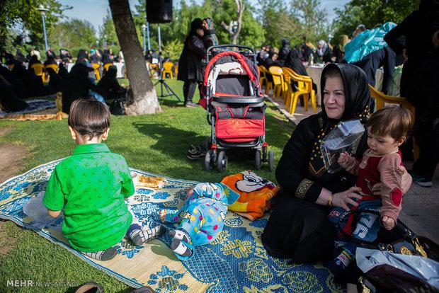 پنجمبن جشنواره صبحانه سالم