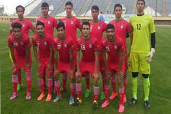 المنتخب الإيراني يحقيق فوزه الأول مقابل ماليزيا
