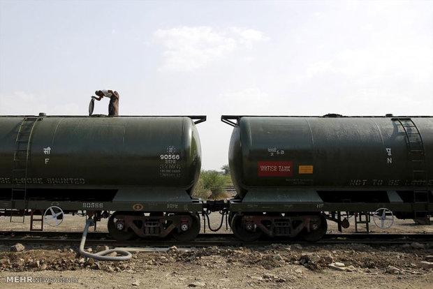 خشکسالی بی سابقه در هند