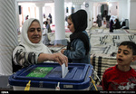 Runoff parliamentary elections held in Iran