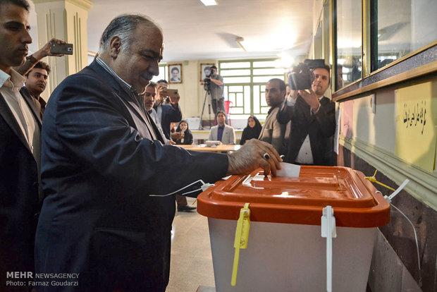 مرحله دوم انتخابات مجلس در لرستان