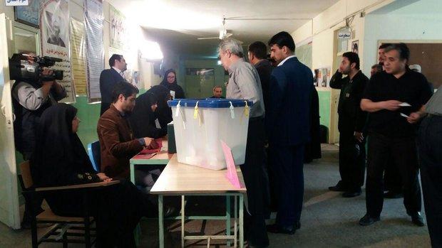 انتخابات در گلستان