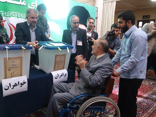 اقامة الدورة الثانية لانتخابات مجلس الشورى الاسلامي