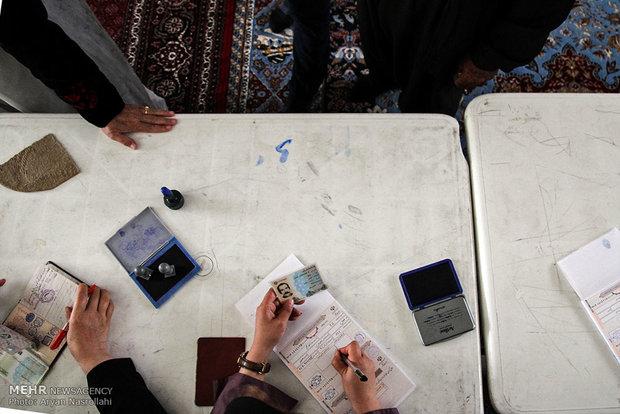مرحله دوم انتخابات مجلس در حوزه سنندج دیواندری کامیاران