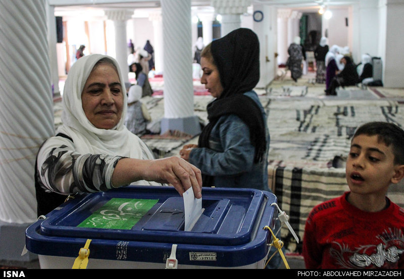 Runoff parliamentary elections underway in Iran