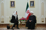 Rouhani: Tehran ready to expand ties with EU