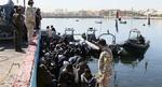 کشتی ایتالیایی جان بیش از بیست مهاجر را در ساحل لیبی نجات داد
