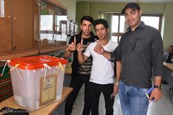 Runoff elections in Shahreza