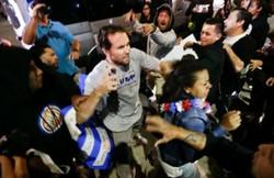 شهرهای آمریکا شاهد تظاهرات های ضد «ترامپ»