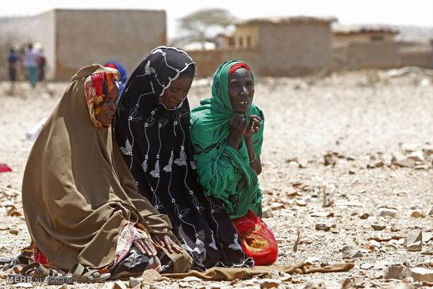 خشکسالی در آفریقا