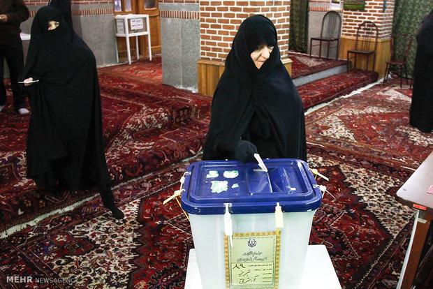 مرحله دوم انتخابات مجلس شورای اسلامی در آذربایجان شرقی