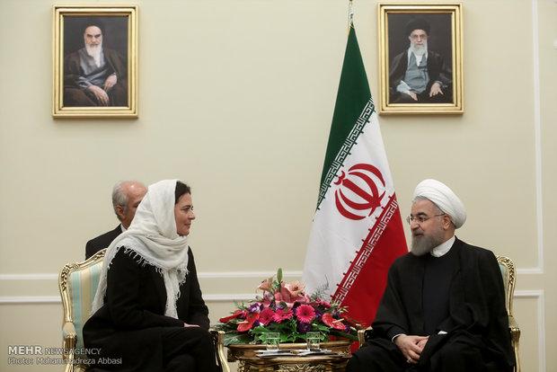 Iran, Belgium ties at a new turning point