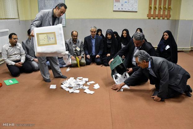 مرحله دوم انتخابات مجلس شورای اسلامی در شهرضا اصفهان