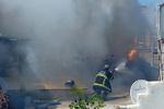 اصابت دو راکت به شهر مرزی ترکیه