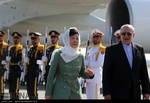 Park on landmark visit to Tehran, economy high on agenda