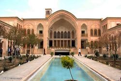 خانه تاریخی عامری ها در كاشان