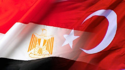 پرچم مصر و ترکیه