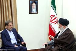 Ayetullah Hamanei, Filistin İslami Cihat Hareketi Genel Sekreteri'ni kabul etti