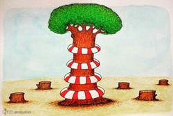 Ağaçları koruyalım