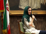 Iranian women do not give up easily: Tech girl Roxanne Varza