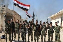 حملات ارتش سوریه علیه ترویستها در حلب و حمص