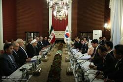 مذاکرات دوجانبه ایران و کره جنوبی