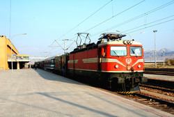 Iran-Afghanistan rail corridor under construction