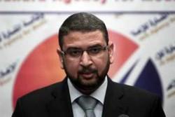 ابو زهری: به زودی هیأتی از حماس راهی قاهره می شود