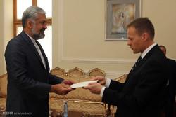 دیدار سفیر جدید لیتوانی با قائم مقام وزیر امورخارجه کشورمان