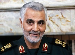 IRGC's Soleimani heads to Syria as conflict roams