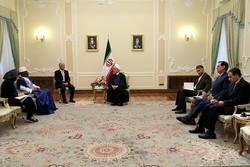 تعزيز التعاون مع الدول الافريقية من سياسات ايران المبدئية