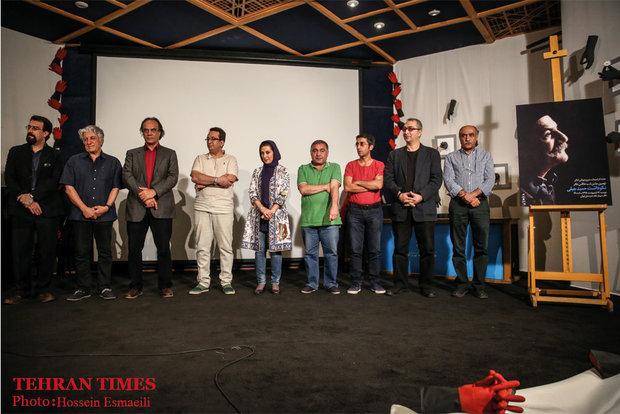 Association of Iranian Theater Photographers honors Hamid Jebelli