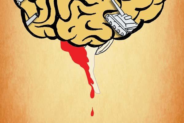 Brain War!