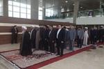 بازدید آیت الله جوادی آملی از نمایشگاه بین الملی کتاب تهران
