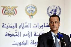 ولد الشيخ أحمد يدعو الى تمديد الهدنة الانسانية في اليمن