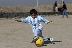 Küçük Messi Kaçakçılardan Kurtuldu!