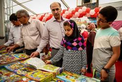 اجواء اليوم الثاني من معرض طهران الدولي للكتاب