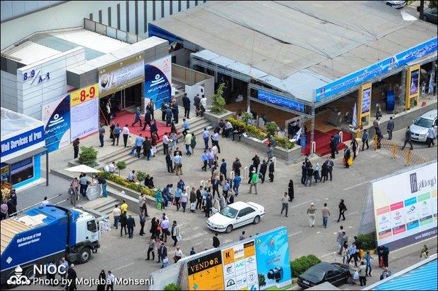 21st intl. Oil exhibition kicks off in Tehran