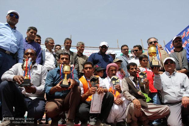 İran'da ِDeve Koşturma Yarışmaları