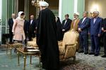 افزایش۴.۶درصدی محبوبیت «پارک» بعد از سفر به ایران