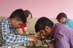 شطرنج نابینایان