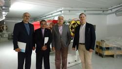 Ambassador of Iran visits SESAME