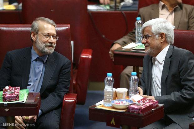 اختلاف امیدیها بر سر عارف/ تمایل روحانی به ریاست لاریجانی است