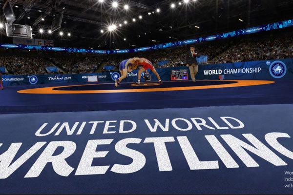 برنامه رقابتهای کشتی قهرمانی جهان مشخص شد