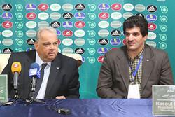 Dünya Güreş Birliği Başkanı İran'a teşekkür etti
