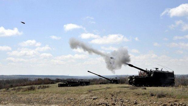 مرگ ۵۵ شبه نظامی در حمله توپخانه ای ترکیه به خاک سوریه