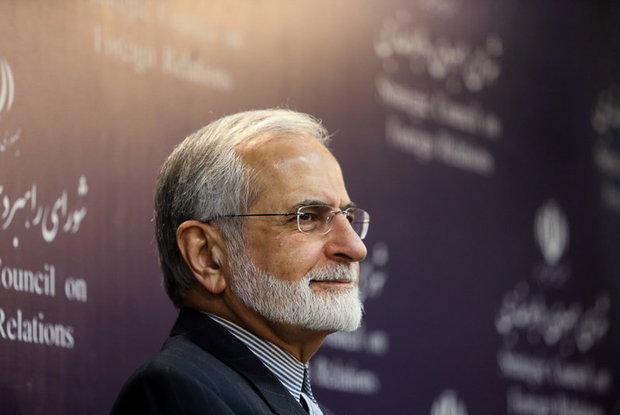 خرازي يشدد على ضرورة إعادة الغرب لسياسته في الشرق الأوسط